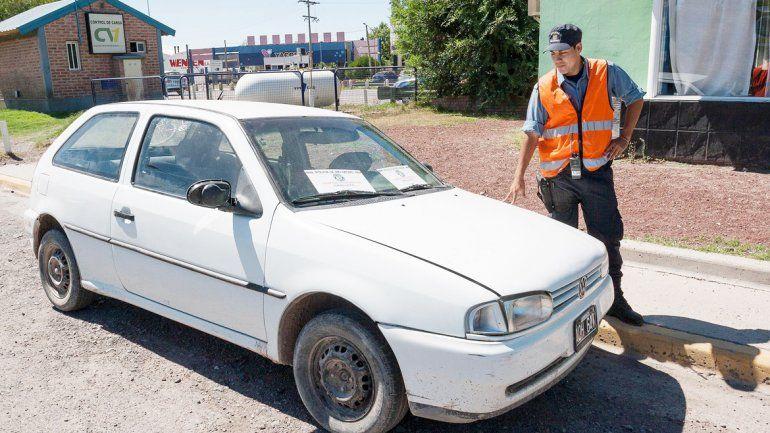El auto robado tenía un pedido de secuestro desde el 12 de enero.
