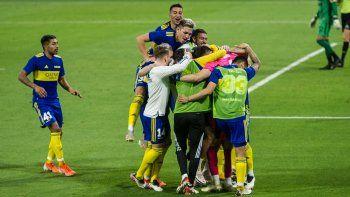 Boca es semifinalista: eliminó en los penales a Patronato