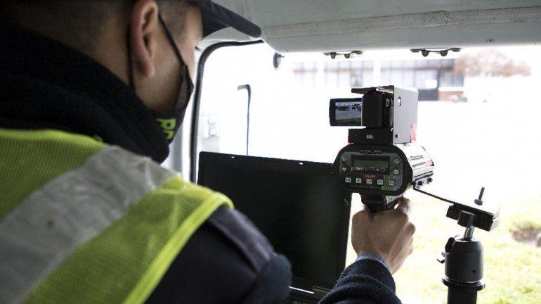 Así será el novedoso programa de control de velocidades que se aplicará en las rutas rionegrinas