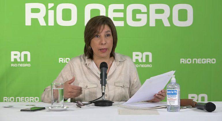Carreras aseguró que el sistema de salud provincial no está colapsado