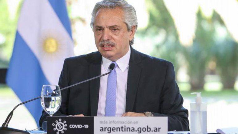 Alberto Fernández anunció nuevas restricciones por tres semanas