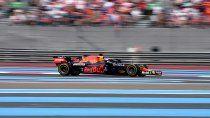 Verstappen doblegó a Hamilton y ganó la séptima fecha de la Fórmula 1 en Francia.