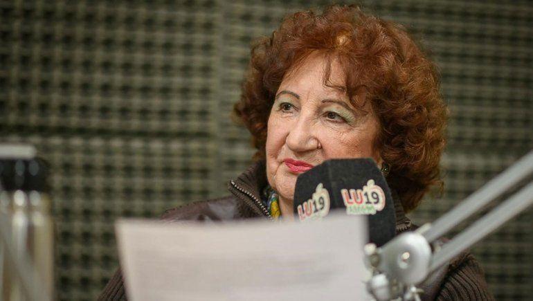 Marina López.