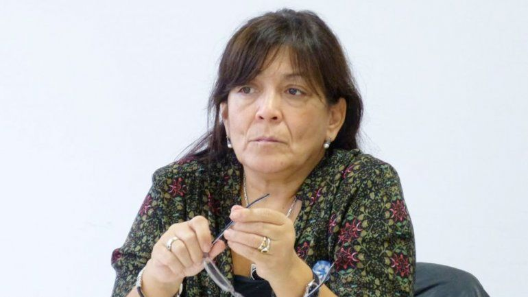Viviana Pereira quedó a cargo del área de Niñez y Adolescencia.