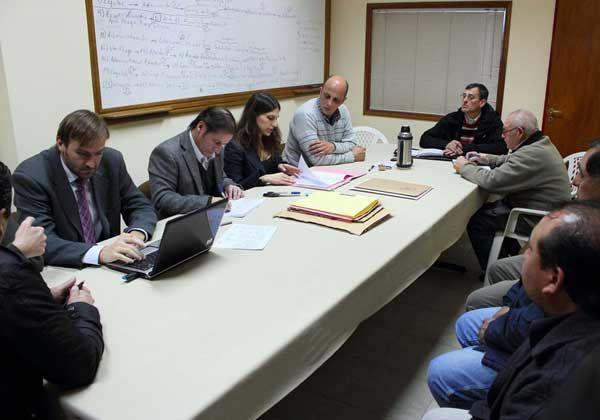 Nuevas contrataciones para obras de mantenimiento en escuelas cipoleñas