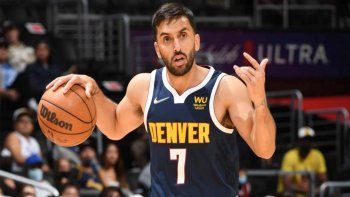 NBA: magia de Facu Campazzo y debut de Leandro Bolmaro