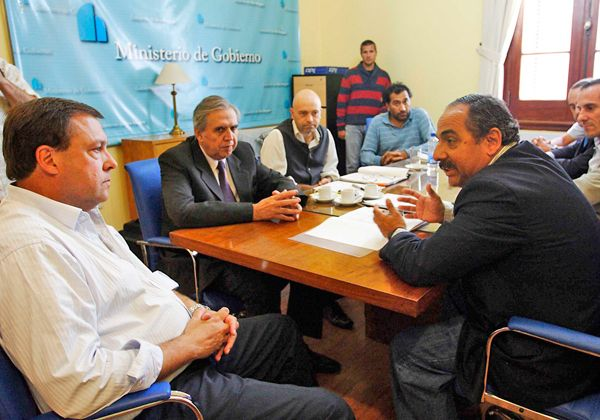 Provincia y el INAI harán una propuesta integral a pueblos originarios rionegrinos