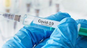 en rio negro, la campana de vacunacion contra el covid-19 comenzara en enero