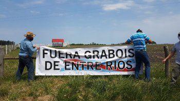 La jueza ordenó el desalojo de los militantes de Grabois del campo de los Etchevehere