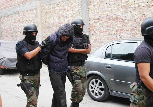 Zapata va a juicio por el crimen de Héctor Parlanti