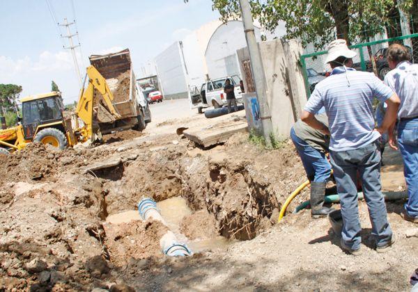 No hubo nuevas roturas en la red y se normalizó la provisión de agua