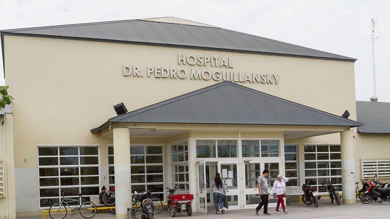 Tres personas con sífilis reciben atención en el hospital de Cipolletti.