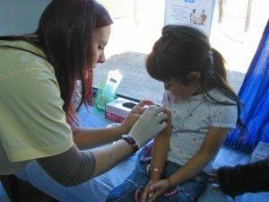 La vacuna antigripal estará incluida en el calendario nacional