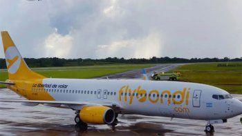 Flybondi debe devolver el costo total de los pasajes a pasajeros cordobeses