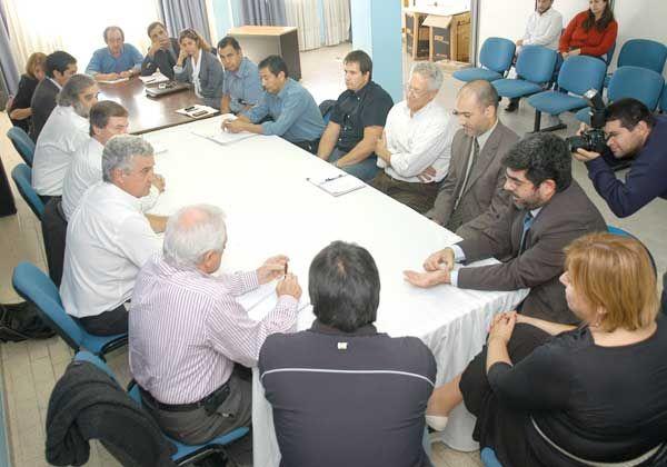 Acordaron más acciones en la lucha contra el crimen