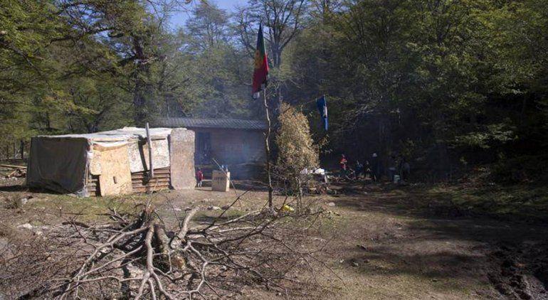 El Inai afirma que una toma mapuche no afecta a barrios de Bariloche