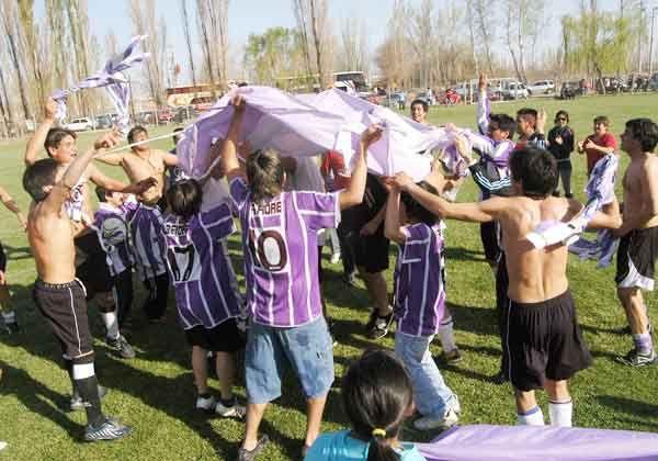 La Fiore, campeón en Gallegos
