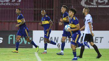 Claypole casi deja en ridículo a Boca: ganó 2-1