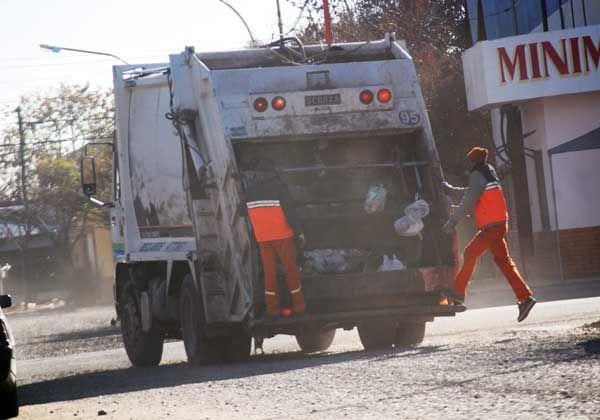 El Municipio presentó el nuevo cronograma de recolección de residuos