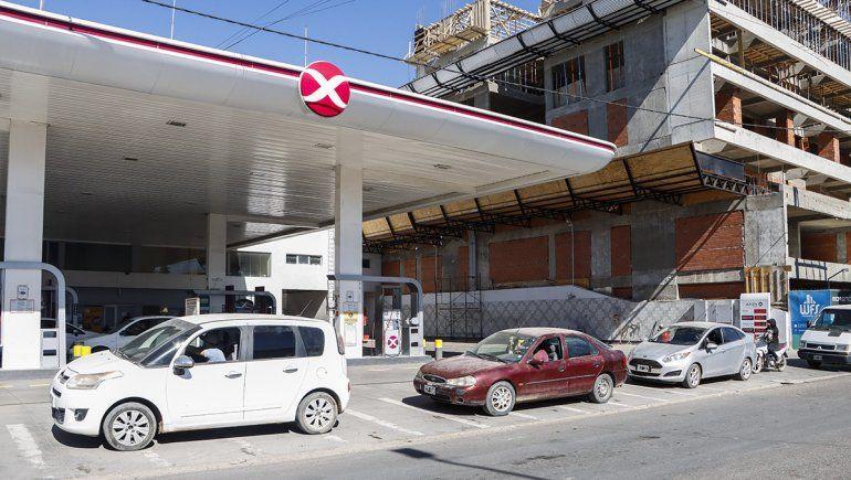 La situación de los combustibles no cambió y sigue grave