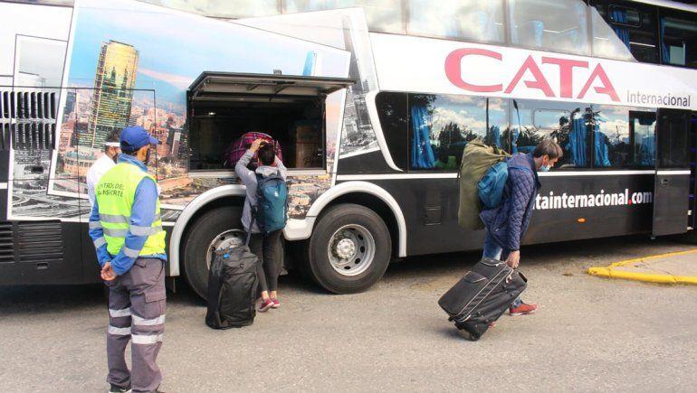 Provincia autorizó el restablecimiento del transporte de larga distancia