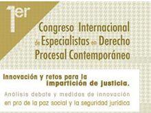 """Lutz habló en México de """"innovaciones normativas y tecnológicas"""" en la reforma procesal"""