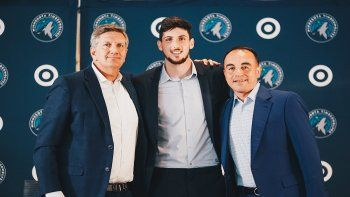 Es oficial: la NBA tendrá un nuevo argentino
