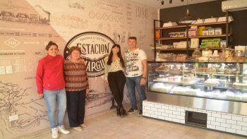margus, la panaderia a la que nadie entraba y hoy es un icono de cipolletti