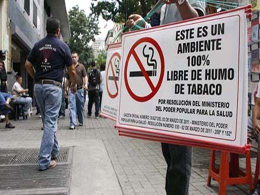 Adhesión de Río Negro al Día Mundial Sin Tabaco