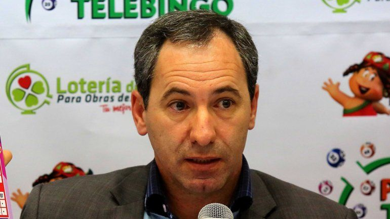 Luis AyestaránTitular de Lotería Río Negro