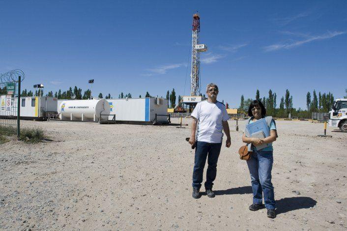 El petróleo, un vecino indeseado en Allen
