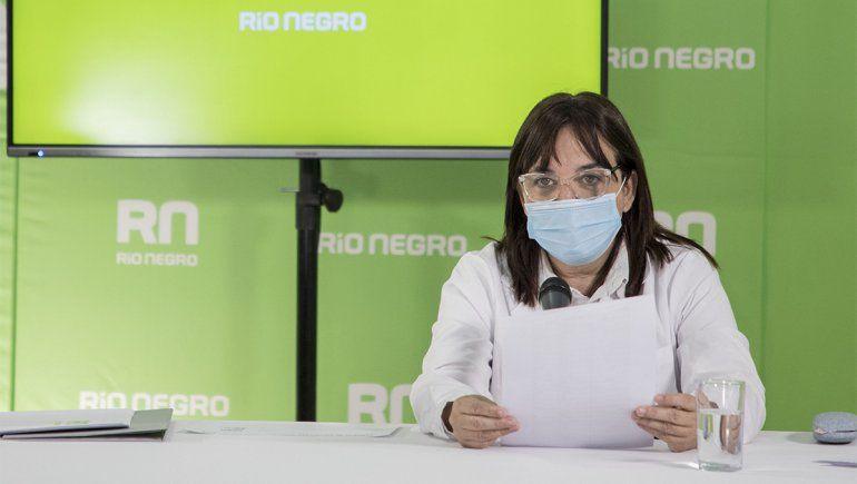 Río Negro: cinco muertos y 174 nuevos casos de coronavirus