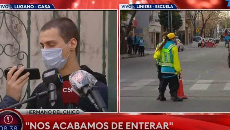 Apareció Ignacio, el nene que era buscado en Buenos Aires