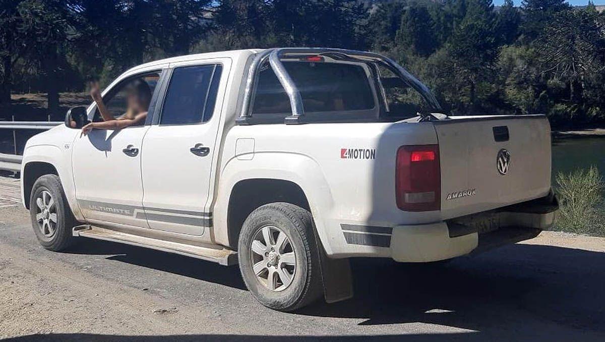 encanonan a repartidor y le llevan la camioneta con 100 kilos de pan