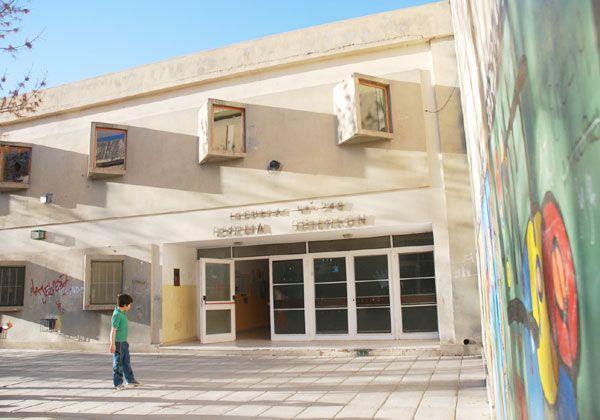 La Escuela 248 se queda en las 400 Viviendas