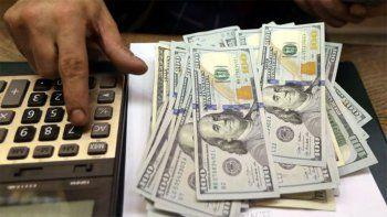 Ni Gendarmería para al dólar blue: ya se vende a 185 pesos