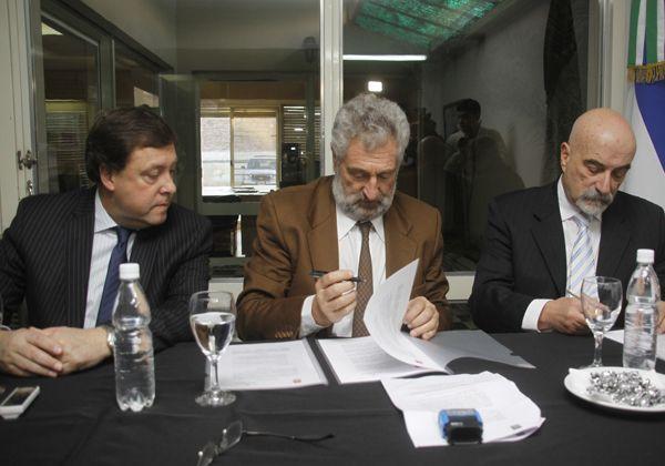 Acuerdo entre el Gobierno Provincial y la Universidad de Río Negro