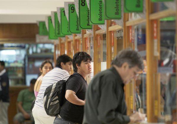 Aumentan las ventas de pasajes de larga distancia para Semana Santa