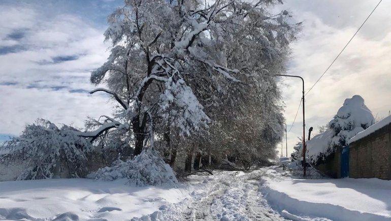 Seguirán las intensas nevadas en la cordillera