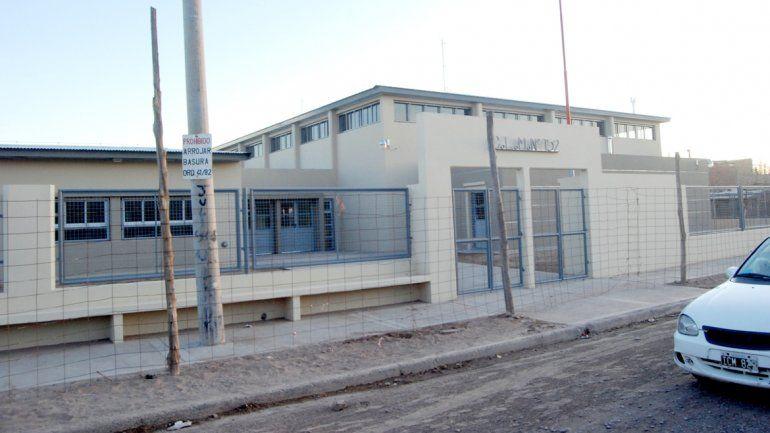 El nuevo colegio del Anai Mapu recibirá a estudiantes de Puente 83.