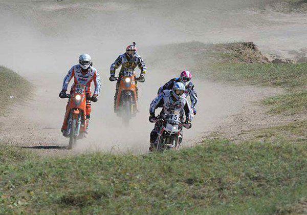 Busin arribó 118º en la segunda etapa del Dakar