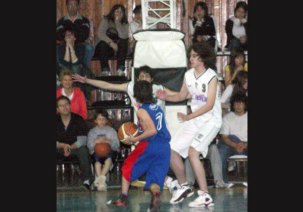 Torneo Integración de básquet