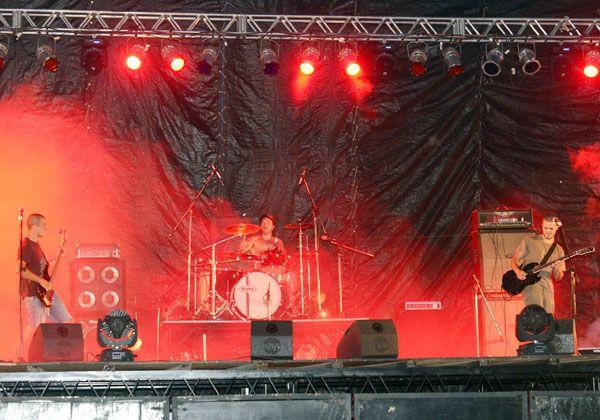 Festival de rock por la Memoria en Oro