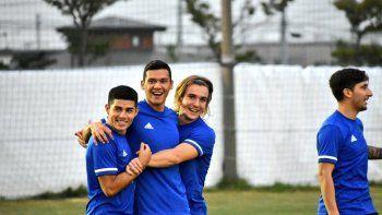 Los pibes de Argentina, listos para el debut ante Australia: Hora y TV