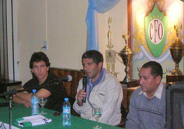 Con Morales, nuevos desafíos para Oro