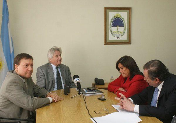 Proyectan Ciudad Judicial en Cipolletti
