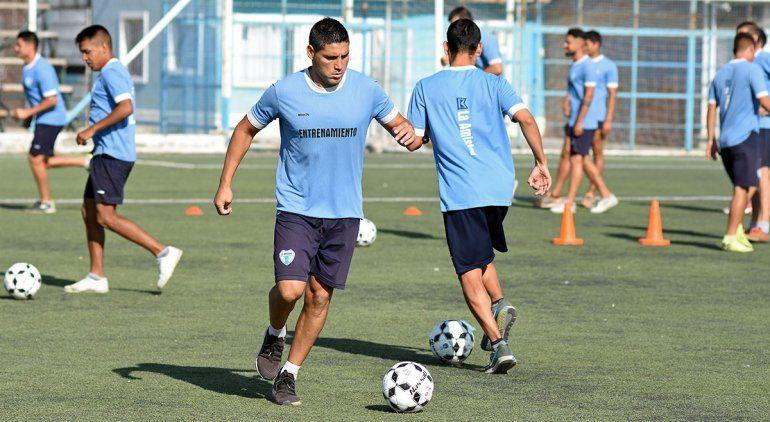 El Goldo Sáez, listo para volver ante Independiente