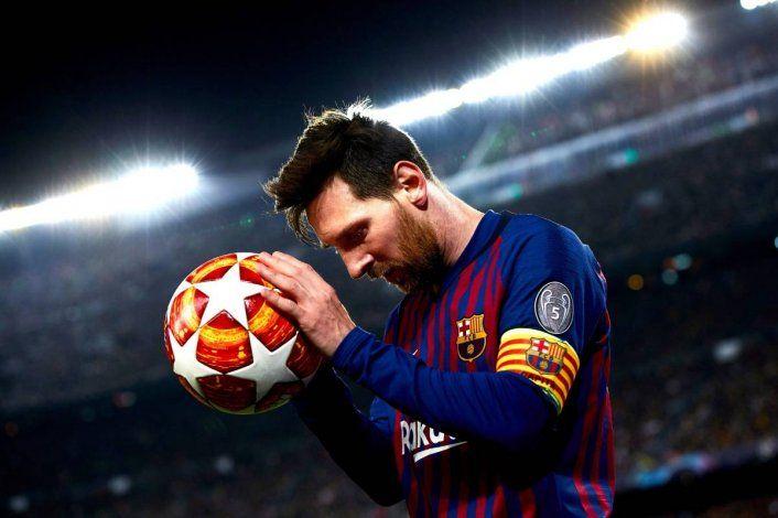 Messi denunciará al diario que difundió su contrato y a los buchones