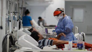 Coronavirus en Argentina: reportaron 426 muertes y más de 15 mil nuevos casos