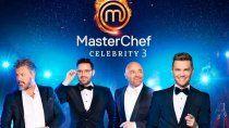masterchef celebrity: ya estan los 16 famosos confirmados